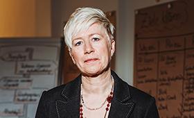 Anja Drotleff, Ausbildungsleiterin bei der Kasseler Verkehrs- und Versorgungs-GmbH