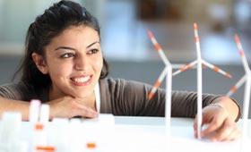 Positiver Trend: Mehr MINT-Absolventinnen