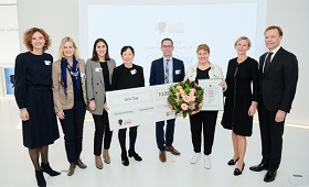 Million Chances Award für den Girls'Day