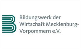 Logo des Bildungswerks der Wirtschaft Mecklenburg-Vorpommern