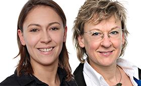 Frau Braun und Frau Hammerschmidt von PWM