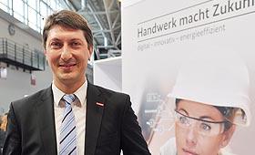 Geschäftsführer Hans-Ulrich Thalhofer erläutert im Interview, welche Rolle klischeefreie Berufsorientierung im Saar-Lor-Lux Umweltzentrum spielt.