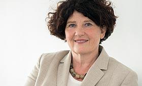 Porträt von Bettina Wilhelm, der Bremer Landesfrauenbeauftragten
