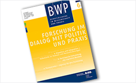 Cover der BWP 6/2018