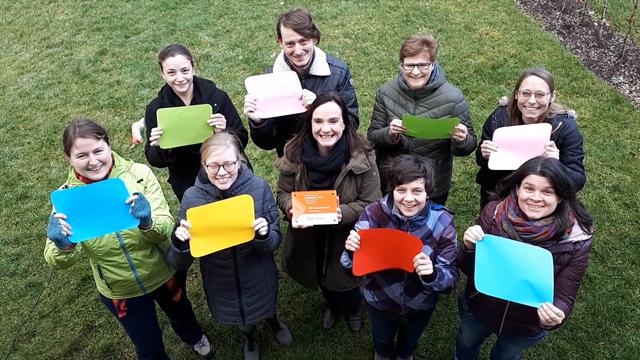 Initiative junger Forscherinnen und Forscher: Für uns bedeutet Klischeefrei, dass …