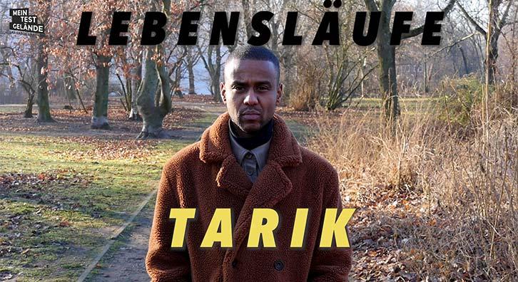 Moderator: Tarik Tesfu über seinen Beruf