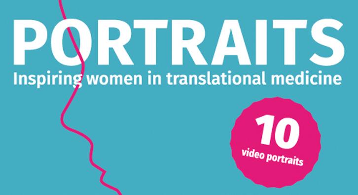 Videoporträts von Wissenschaftlerinnen in der translationalen Medizin
